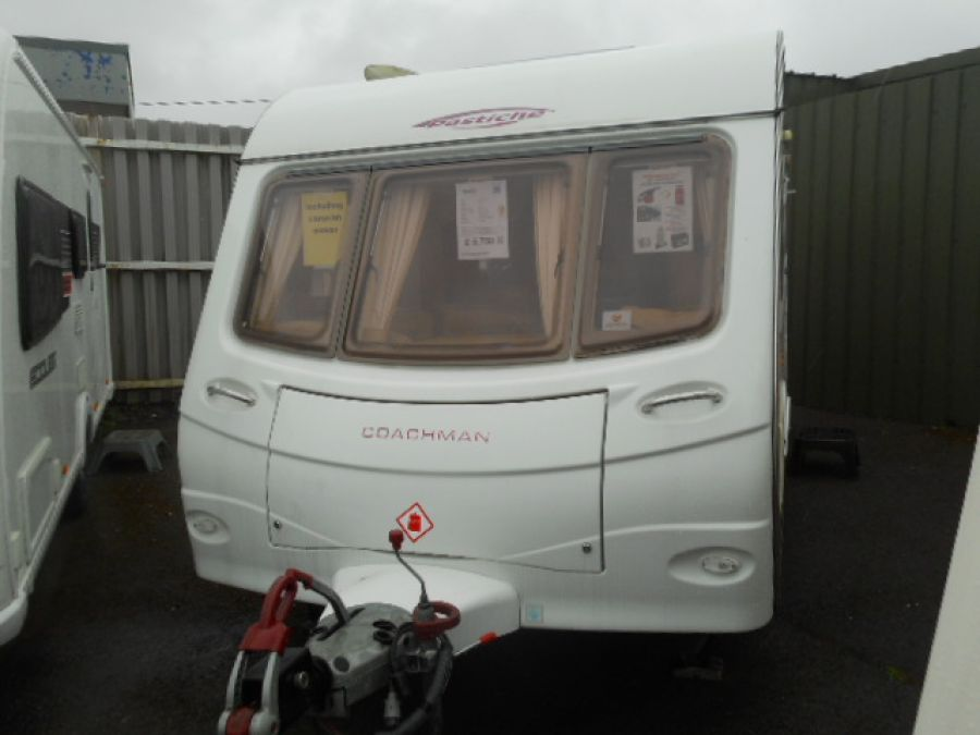 Image of 2006 Coachman Pastiche 470 - end washroom 2 berth with L kitchen inc mover & FREE starter pack